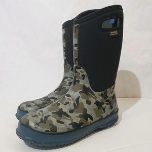 Bogs waterproof winter rainboots